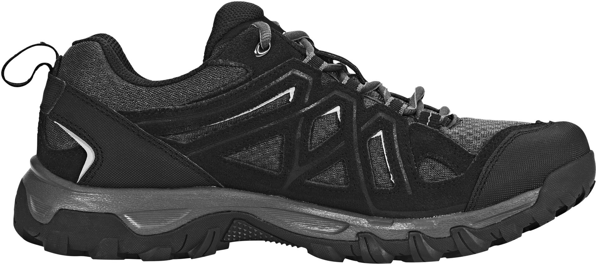 Salomon Evasion 2 Aero Shoes Men blackmagnetalloy at